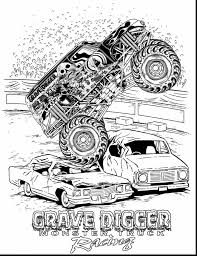 terrific monster truck coloring pages with truck coloring pages