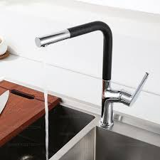 cool kitchen faucets cool kitchen faucet black painting one handle 158 99