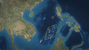 South China Sea On Map by What China Has Been Building In The South China Sea The New York