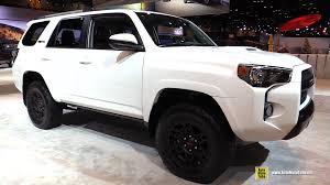 4runner Photos 2016 Toyota 4runner Trd Pro Exterior And Interior Walkaround