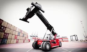 kalmar to deliver four reachstackers with the new generation k