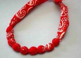 beads necklace tutorial images Bandana necklace tutorial happiness is homemade JPG