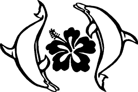 Hawaiian Flowers And Plants - hawaii flowers cartoon free download clip art free clip art