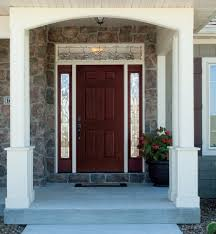 House Door by Replacing An Entry Door Can Transform An Exterior House To Home