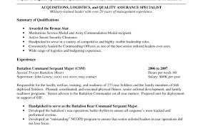 Resume Builder Service Resume Builder Service Veteran Onet Military To Civilian Sample