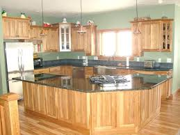 Wood Kitchen Cabinets For Sale Saveemail Hickory Wood Kitchen Cabinets Rustic Hickory Kitchen