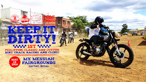 motocross racing events all fun and dirty the first philippine flat track racing event