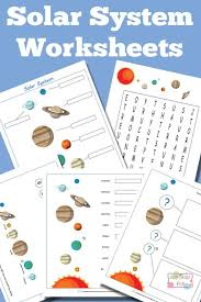 100 best theme space stars and solar system activities for
