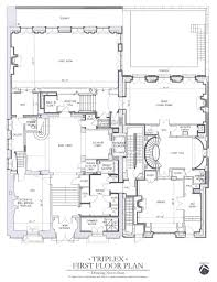 architectural blueprints for sale condo for sale at 3 east 95th triplex new york ny 10128