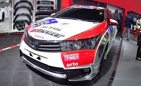 world auto toyota 2016 toyota corolla altis trd racing development youtube