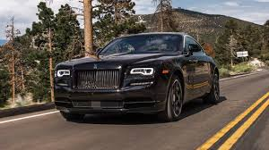 rolls royce wraith sport review the rolls royce wraith black badge top gear