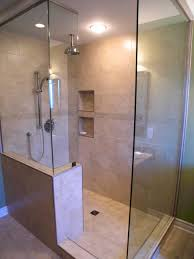 bathroom design nice spa like bathroom corner shower room also
