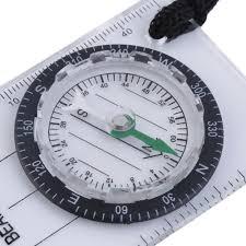 Compass Map Aliexpress Com Buy Mini Baseplate Compass Map Scale Ruler