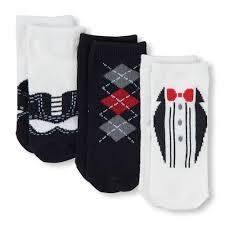 Tuxedo Socks Newborn Baby Boy Accessories The Children U0027s Place 10 Off
