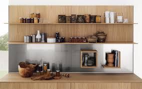 tablette murale cuisine etagere mural cuisine tagre murale en bois de cuisine horizon