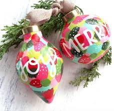 29 best christmas tree ornaments and decoration ideas 2016 glamour