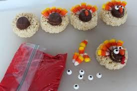 turkey rice krispie treats thanksgiving dessert need