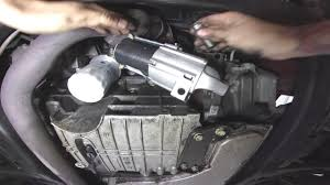 pontiac g6 starter replacment also gm and chevy youtube