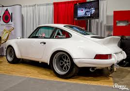 bisimoto porsche 996 event coverage sema 2014 automotive buffet stance is everything