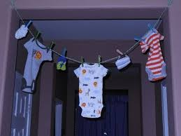 baby shower clothesline jus4sweetz economical baby shower clothes line