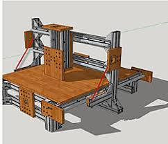 build thread south african cnc router build