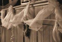 Tulle Decorations Tulle Wedding Decoration Ideas Ehow