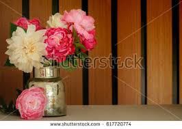 artificial peonies artificial silk stock images royalty free images vectors