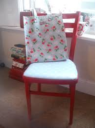 upcycled kitchen chair u003c3 up cycling and upholstery pinterest