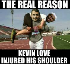 Cleveland Meme - 17 best memes of kevin love the cleveland cavaliers sweeping