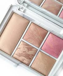 hourglass ambient strobe lighting blush palette hourglass ambient lighting edit surreal light palette review the
