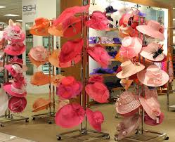 Kentucky Derby Flowers - getting ready for spring at the macy u0027s flower show event