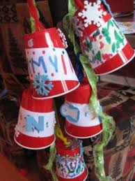 christmas decorations with plastic or paper cups 20 ideas tutorial