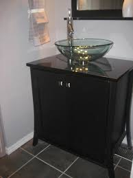 Bathroom Vessel Sink Vanity by Bathroom Vessel Sinks Single Sink Vanity Cabinet White Beside