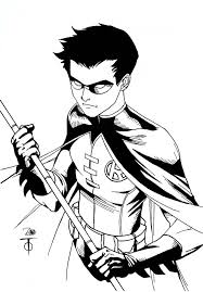 robin sketch by marcus to by newerastudios on deviantart robin
