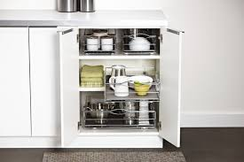 pull out cabinet organizers contemporary kitchen los angeles