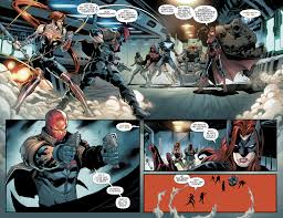 batman of the family and the outlaws vs the batman family comicnewbies
