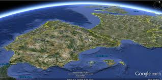 Tropic Of Cancer Map Spain Map