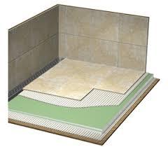 laticrete hydro ban sloped shower pans linear drain shower pan