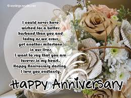 message to my husband on our wedding anniversary wedding anniversary messages wishes and wordings wordings and