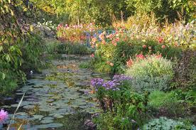 riverbanks botanical garden andré van beek artist andré van beek artiste peintre le jardin