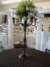 candelabra rentals simply weddings wrought iron candelabra rentals