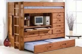 loft bed with desk and dresser foter