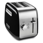 Kitchenaid Architect Toaster Kitchenaid 2 Slice Toaster With Manual Lift Lever Contour Silver