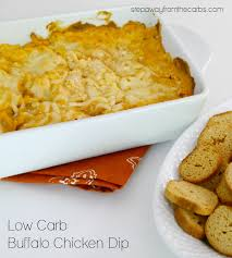 Low Carb Comfort Food Low Carb Buffalo Chicken Dip Step Away From The Carbs