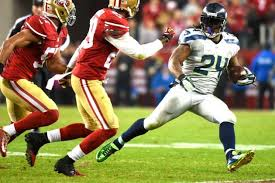 seahawks vs 49ers score reaction from 2014 thanksgiving