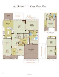Lackland Afb Map Brown Home Plan By Gehan Homes In Alamo Ranch U2013 The Summit Classic