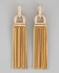 20 s earrings zoe rhinestone tassel earrings