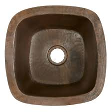 native trails copper sink rincon copper bar prep sink native trails