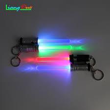 lightsaber toy light up 1pcs lighting star wars laser sword light key button black knight