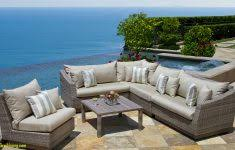 Carls Patio Furniture South Florida Hampton 7 Piece Outdoor Wicker Patio Furniture Set Archives